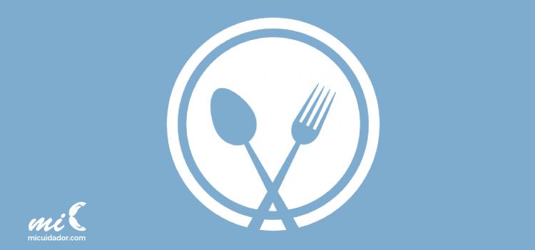 Consejos para facilitar la hora de comer a una persona con alzhéimer