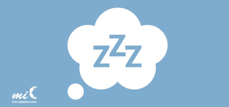 Estrategias para afrontar trastornos del sueño en personas con alzhéimer