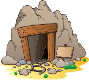 Dibujo cueva
