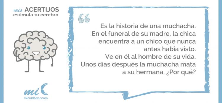 Enigma «El chico del funeral»