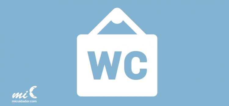 Consejos para el buen cuidado: «Acceso y uso del WC»