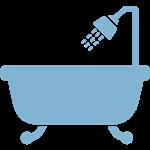 Icono baño