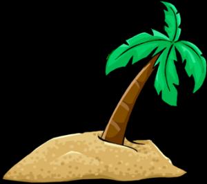 Dibujo Isla