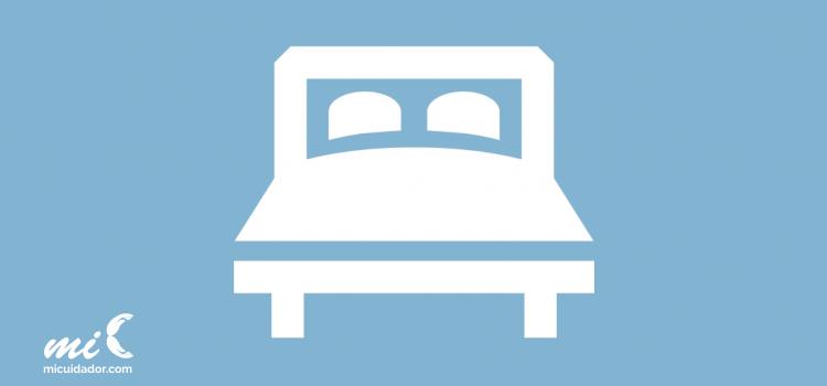 Consejos para el buen cuidado: «Preparar la cama de una persona encamada»