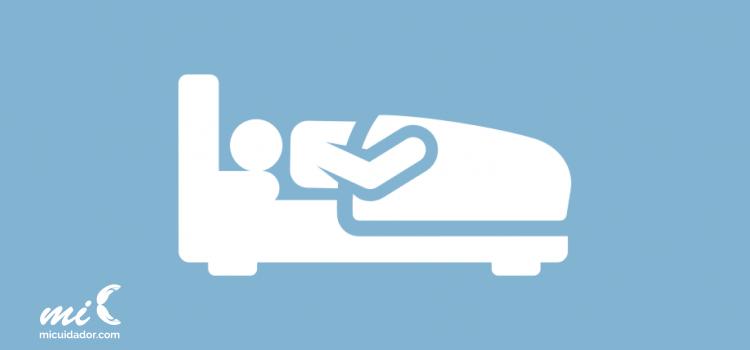 Consejos para el buen cuidado: «Cuidado de una persona encamada»