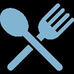 Icono comer
