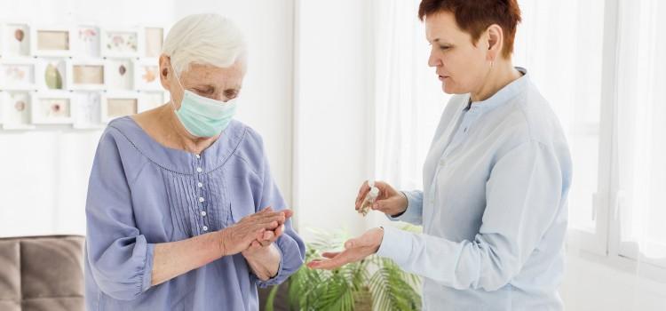 COVID-19: Medidas de higiene para cuidar de nuestros mayores